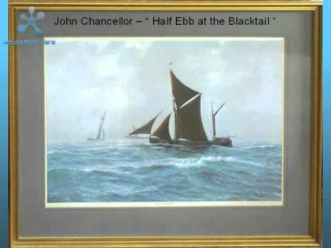 ZAMFIR PANFLUTE - 'Missing' / JOHN CHANCELLOR Paintings - Marine Landscape