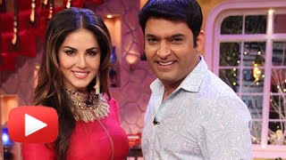 HOT Sunny Leone To Marry Kapil Sharma ! OMG - Comedy Night With Kapil