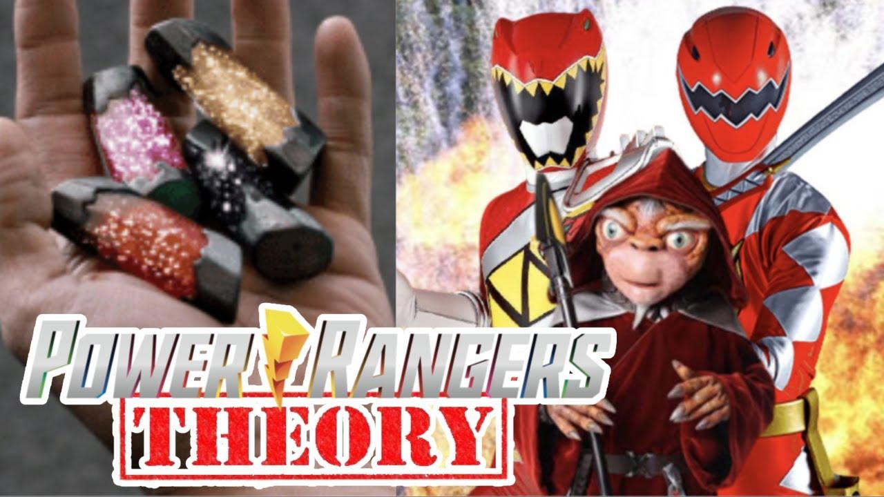 The ENERGEMS Created DINO GEMS!? (A Power Rangers Theory)