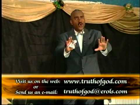 Pastor Gino Jennings Truth of God Broadcast 893-894 Portmore Jamaica W.I.