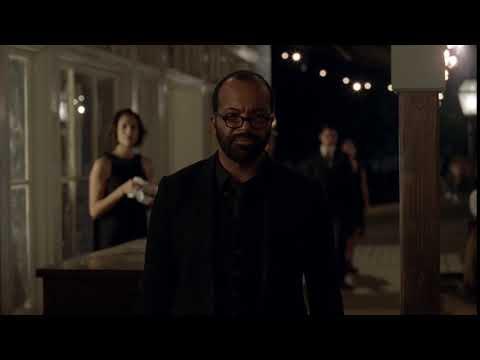 """These violent delights have violent ends."" Westworld quote S01E10 Bernard Lowe"