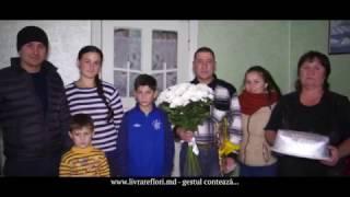 Livrare Flori la Porumbrei!  31278