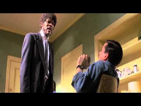 I Dare you! I double Dare you!! (Pulp Fiction)