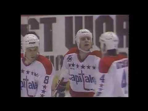 Toronto vs Washington Capitals (1991-92)