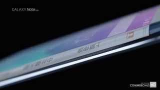 Samsung Galaxy Note Edge Commercial