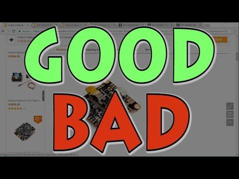 GOOD vs BAD F4 Flight Controllers