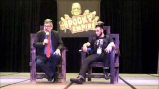 John Landis Q&A - Spooky Empire 2009 (Part 1 of 6)