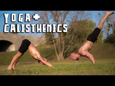 Yoga + calisthenics