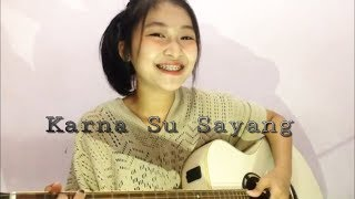 Gambar cover Karna Su Sayang - Near ( Cover ) Instagram