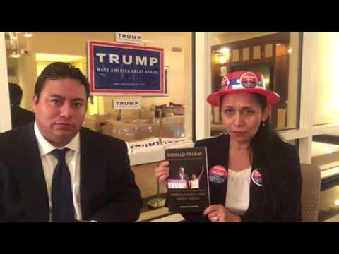 Interview with Myriam W America First & Great Again