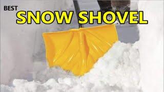 Best Snow Shovels 2018