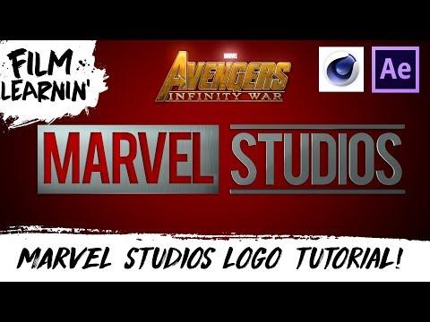 Marvel Studios Logo Tutorial!   Film Learnin