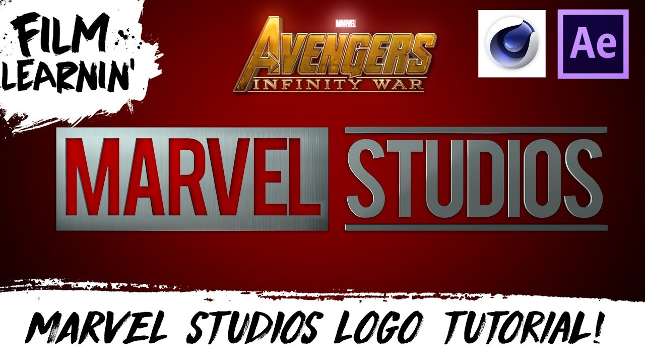 Marvel Studios Logo Tutorial! | Film Learnin
