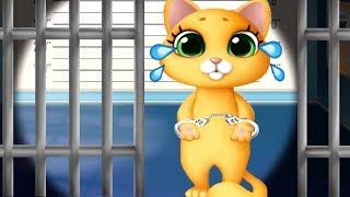Play Kitty Meow Meow City Heroes - Cats to the Rescue! - Let's Save The Cute Animals