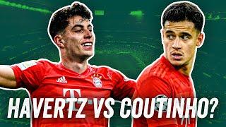 Q&A: FC Bayern - Havertz oder Coutinho? Was tun gegen Rassismus?