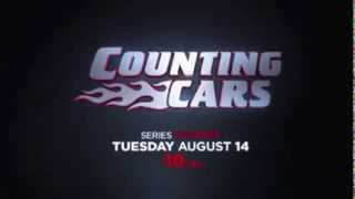 AMP Research featured on Counting Cars on History Channel