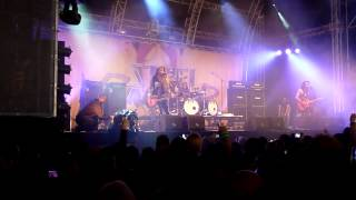FortaRock 2012 - Steel Panther - Intro & Supersonic Sex Machine.MTS