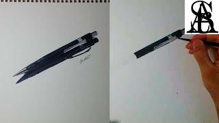 [S-Art] Speed drawing - Sharp pencil