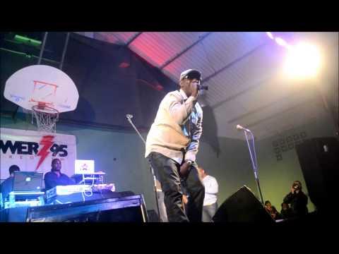 Mr Easy Performs In Bermuda Feb 2 2013