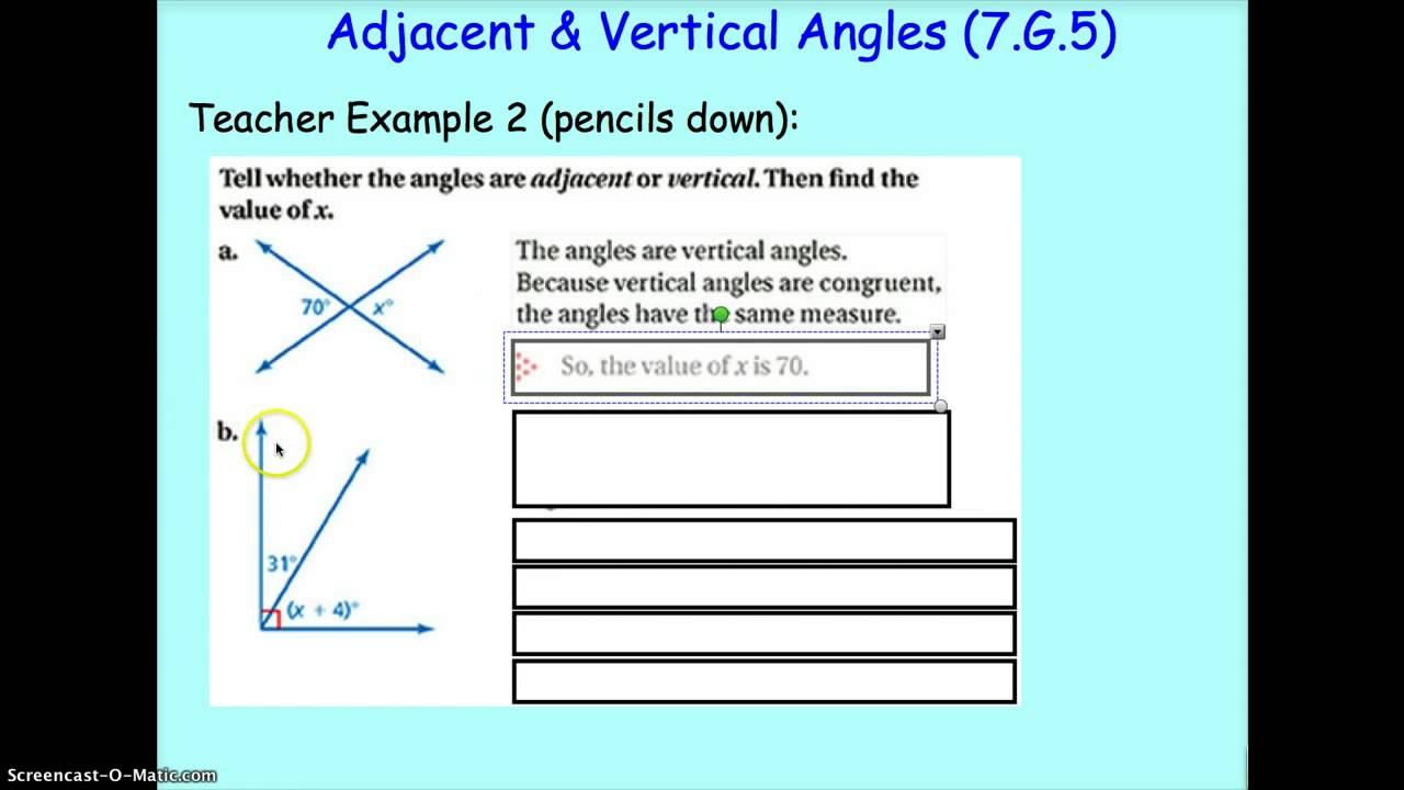 Finding Angles (examples [ 720 x 1280 Pixel ]
