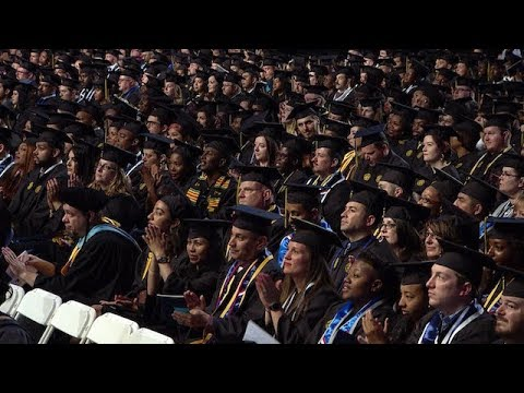 UMUC Commencement: Saturday Afternoon Ceremony - May 12, 2018