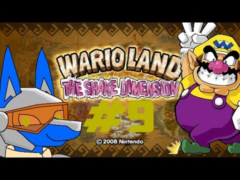 Wario Land The Shake Dimension part 9: Caves and casinos -  Let's play with C-L