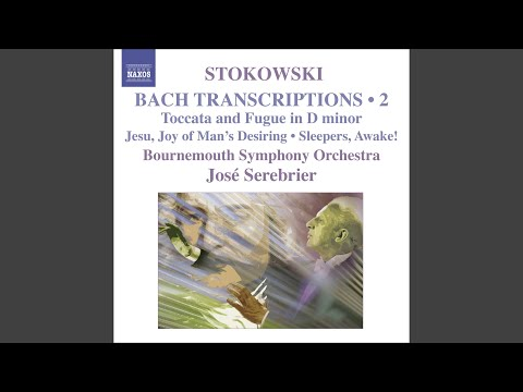 Keyboard Concerto in F Minor, BWV 1056: II. Largo (arr. L. Stokowski for orchestra) :...