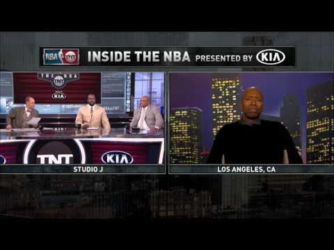 Where's Kenny? | Inside the NBA | NBA on TNT
