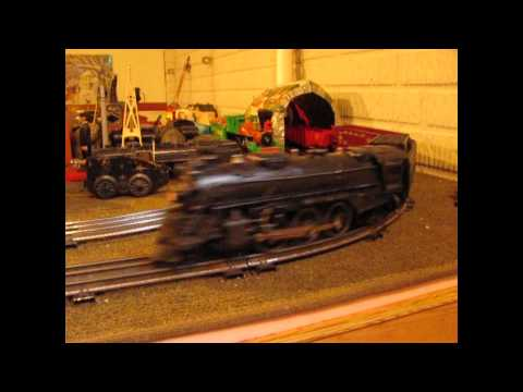 Lionel Post War 2026 Steam Locomotive Model Train Set