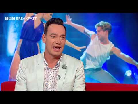 Craig Revel Horwood talks all things Strictly and his new book