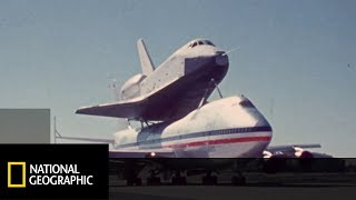 Pierwszy wahadłowiec NASA wzbił się w powietrze na grzbiecie specjalnego Boeinga! [Kosmiczny wyścig]