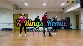 Ariana Grande - 7 rings remix (feat 2 Chainz) DANCE || FITNESS || ZUMBA || At PHKT Balikpapan Video