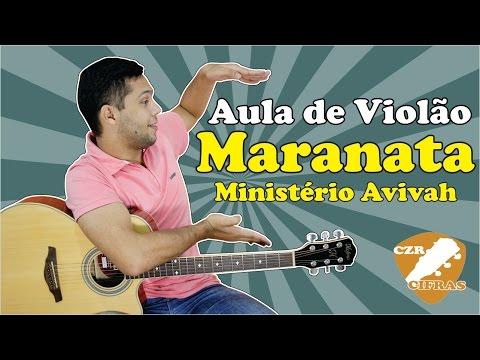 Aula de Violão Gospel - Maranata vah
