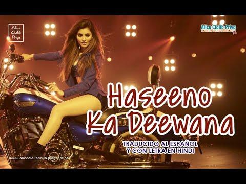 Haseeno Ka Deewana _ Kaabil ( Sub español + lyrics ) HD