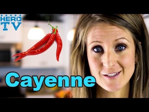 The Top 3 Benefits of Cayenne Pepper