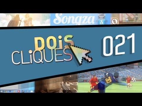 [Dois Cliques] 021 - Melhores programas e jogos do Baixaki da semana para download