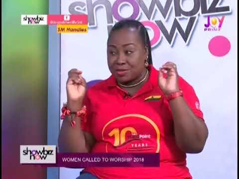Showbiz Now on Joy Prime C (30-8-18)