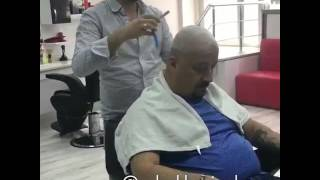 Не пугайте парикмахера.Прикол: )