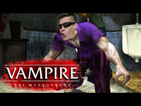 Gothic Bromance - Vampire: The Masquerade Bloodlines Funny Moments
