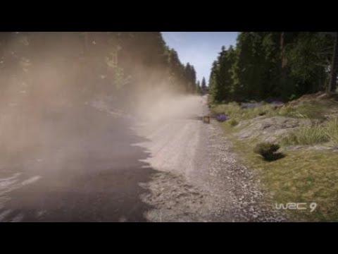 WRC 9 FIA World Rally Championship_Finland  