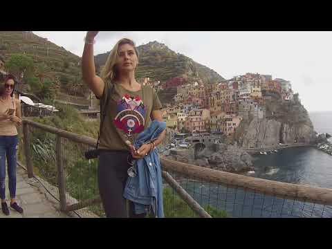 European family vacation 2017 - Gopro Hero 3,  Italy