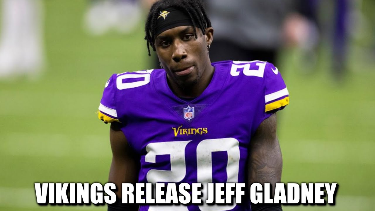 Vikings Release Cornerback Jeff Gladney After Indictment on ...