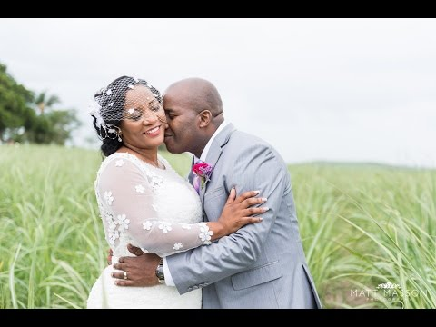 Businesswoman and Police Captain wed on Top Billing