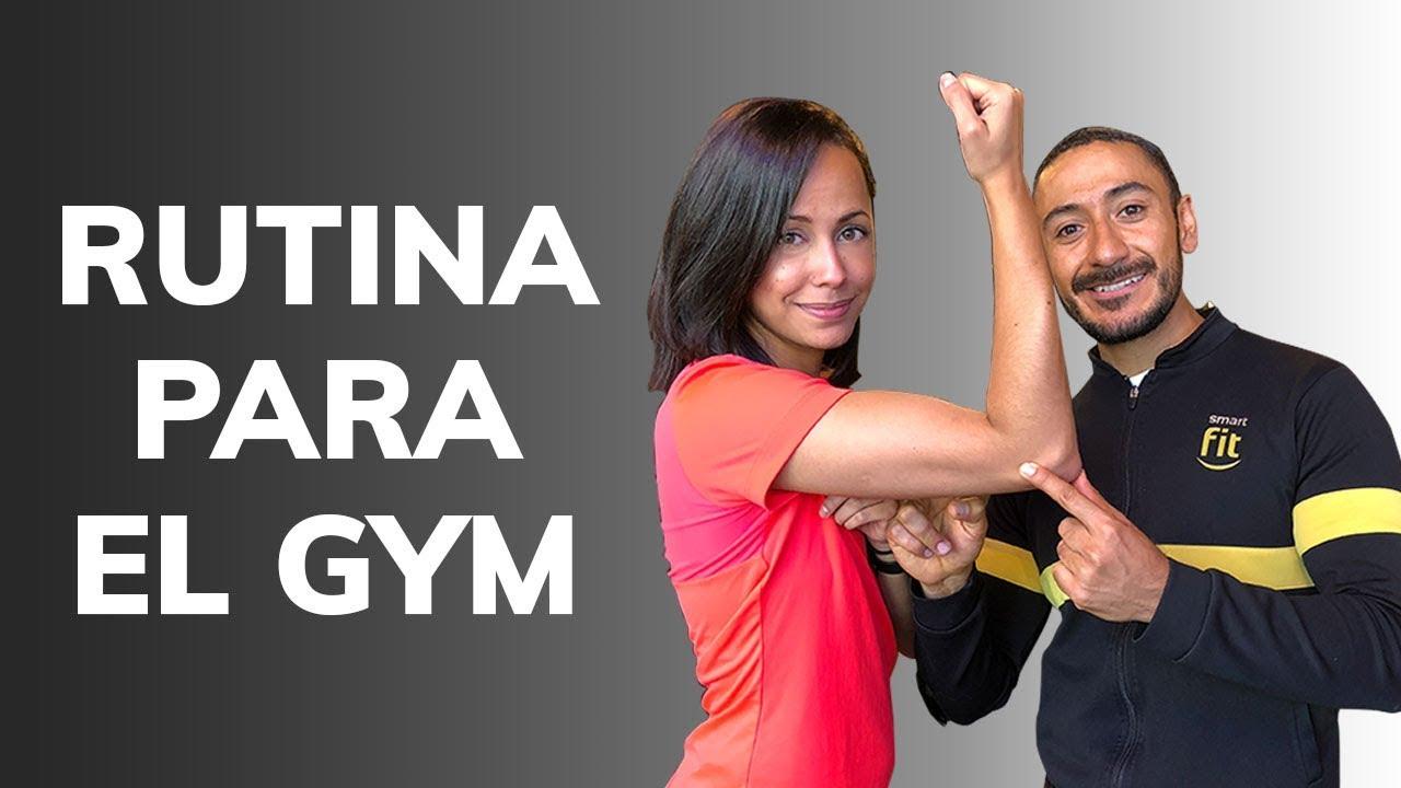rutinas para bajar de peso en el gimnasio para mujeres