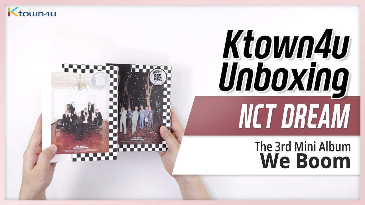 Unboxing NCT DREAM