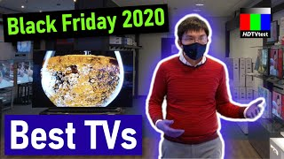 The Best TVs to Buy on Black Friday 2020
