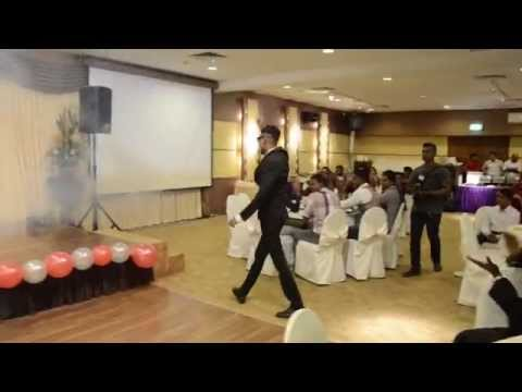 Edwin Steven's 21st Birthday (Music Video with Entrance) VIP - Anirudh