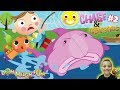 Chase & Clarence: BLOBBY FISH SURPRISE   DOH MUCH FUN Animated Shorts #2