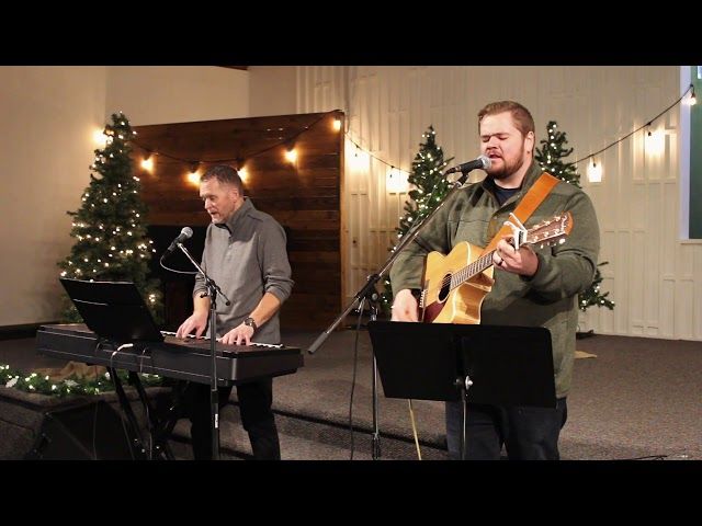In Christ Alone; Sung by Aaron and Curt (PROMO)