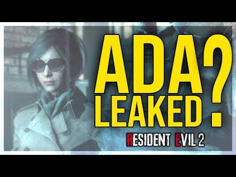 Resident Evil 2 Update: Ada Wong's new character design